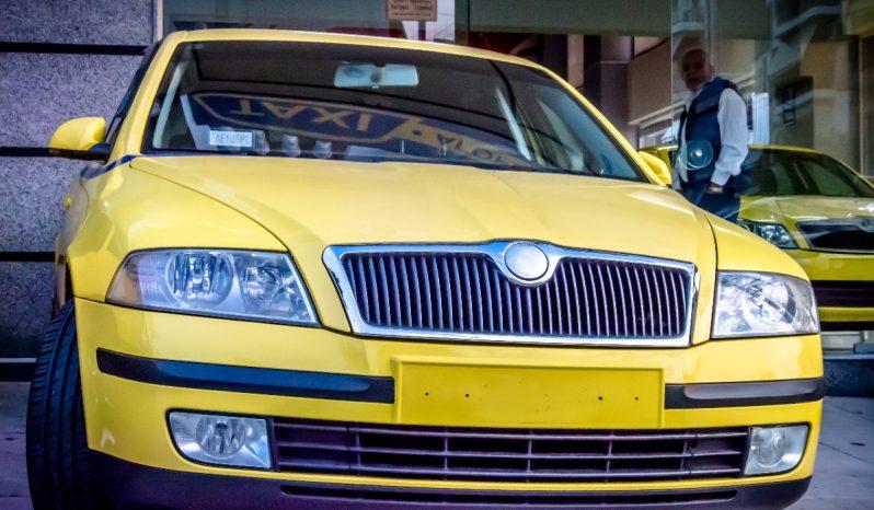 Skoda Octavia '07 TAXI full